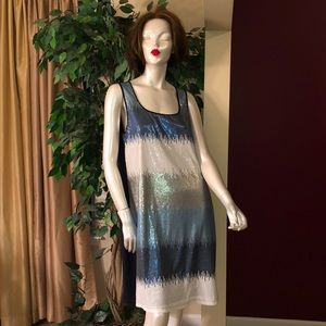 Peter Nygard Sequence dress.